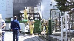 Kentsel Dönüşüm - Beylikdüzü'nde Hastanede Yangın