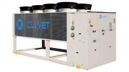 Clivet'den Multi Function Soğutma Grubu