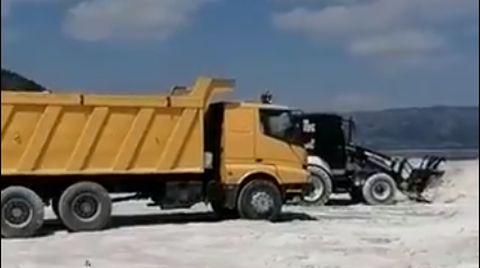 Salda Gölü'ne Kamera Sistemi Kurulacak