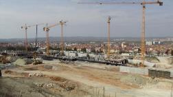 Kütahya Şehir Hastanesi İnşaatı Devam Ediyor
