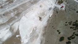 Salda Gölü'ndeki Tahribatın İzleri