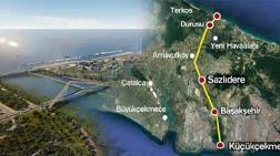 TMMOB ve Odalardan Kanal İstanbul İhalesine Dava