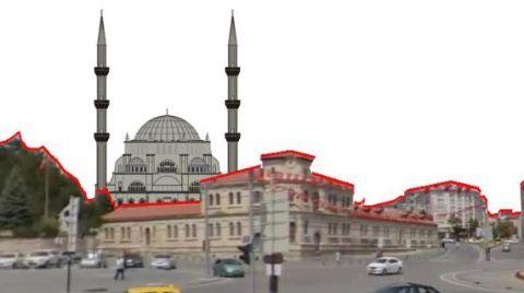 Mimarlardan Sivas'taki Cami ve AVM İnşaatı için Suç Duyurusu