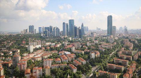 Yabancılar En Fazla İstanbul ve Antalya'dan Konut Aldı
