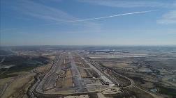 İstanbul Havalimanı'nın 3. Pisti için Başvuru Yapıldı