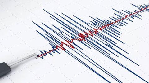 Ankara'da 3.7 Büyüklüğünde Deprem