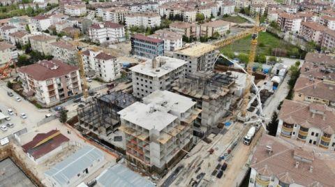 Elazığ'da Deprem Konutları Yükseliyor
