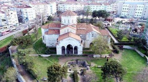 Trabzon'da Ayasofya Camisindeki Restorasyon Tartışma Yarattı