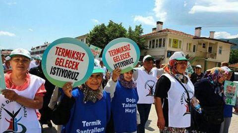 Kaz Dağları'nda Termik Santrale Mahkeme 'Dur' Dedi