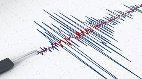 Elazığ'da 4.2 Büyüklüğünde Deprem