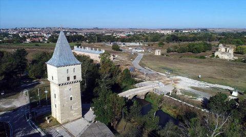 Edirne Sarayı'ndaki Kazılar Yıl Boyunca Sürecek
