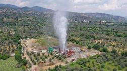 Aydın'da Jeotermal Sahasında Patlama
