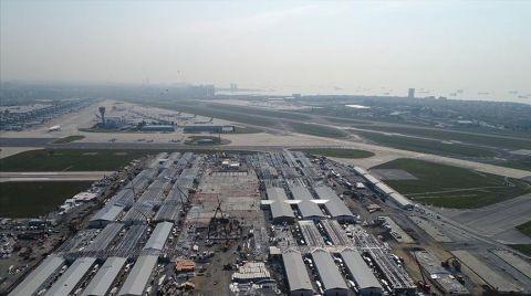 DHMİ'den Atatürk Havalimanı Açıklaması