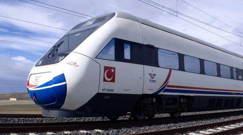 Samsun-Sivas Kalın Demir Yolu Modernize Edildi