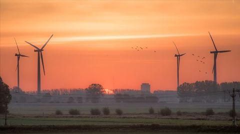 Temiz Enerjiden Üretim Artıyor