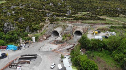 Honaz Tüneli 2021'de Faaliyete Geçiyor
