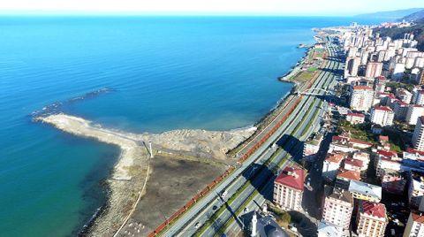 Rize'de Şehir Hastanesi, Deniz Dolgusuna Yapılacak