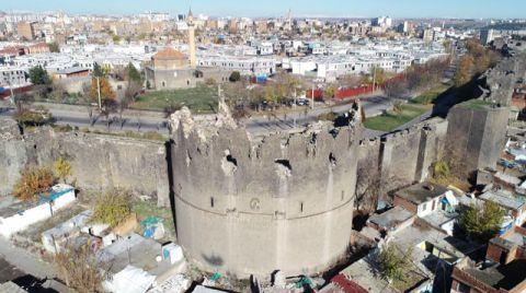 Diyarbakır Surlarının Onarımına 13 Milyon Lira Ayrıldı