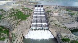 Ilısu Barajı'nda Test Süreci Başladı