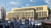 İstanbul Üniversitesi'nin Kütüphanesi Yenileniyor