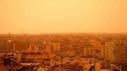 Türkiye Hafta Sonuna Kadar Çöl Tozu Etkisinde Kalacak