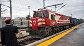 Bakü-Tiflis-Kars Demiryolu Hattı'nın Kapasitesi Artırıldı