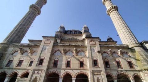 Selimiye Camii, İbadete Kapatılmadan Onarılacak