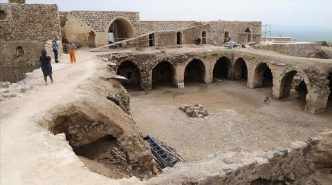 Mor Kuryakus Manastırı Turizme Kazandırılıyor