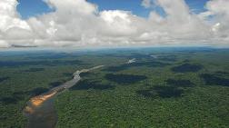 Amazonlar'da Tahribat Büyüyor
