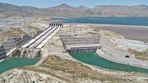 Ilısu'da, Enerji Üretimi Başladı
