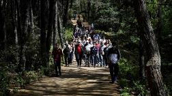 Atatürk Kent Ormanı'nın Açılışı Yapıldı