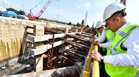 İzmir'de Üçkuyular-Narlıdere Metrosu için İmzalar Atıldı