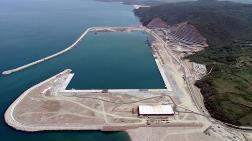 Filyos Limanı'nın Yüzde 67'si Tamamlandı