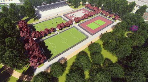 Trabzon Millet Bahçesi Eylül'de Açılacak