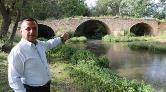 Tarihi Köprü, Yıkılma Tehlikesiyle Karşı Karşıya