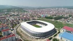 Ordu, Yeni Stadına Kavuşuyor