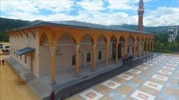 Tarihi Cami Yeniden İnşa Edildi