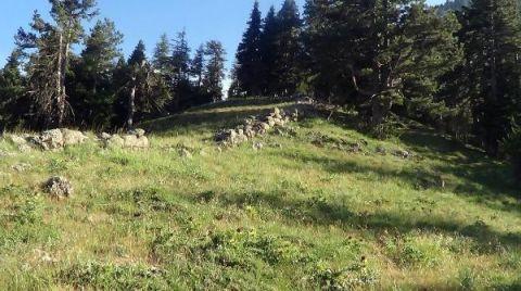 Kahramanmaraş'ta 2 Bin 800 Yıllık Tarihi Kalıntı Buldu