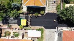 İstanbul'un 39 İlçesinde Yollar Yenileniyor