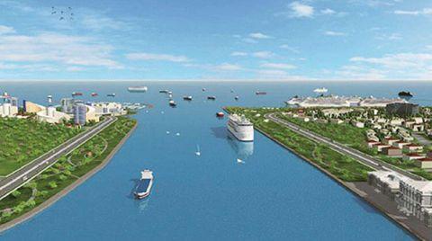 Kanal İstanbul'da İhale Hazırlığı