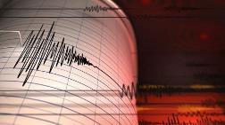 Antalya Güne Depremle Başladı