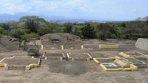 Maya Uygarlığı'na Ait En Eski Yapı Keşfedildi