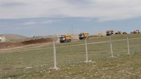 Kaymaz'daki Siyanür Atık Havuzu Dava Süreci Başladı