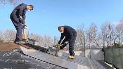 Topkapı Sarayı'nın Çatılarındaki Kurşun Levhalar Yenileniyor