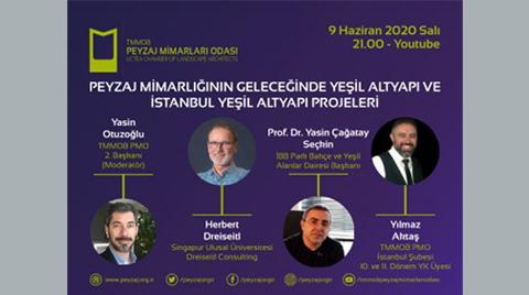 Peyzaj Mimarlığının Geleceğinde Yeşil Altyapı ve İstanbul Yeşil Altyapı Projeleri
