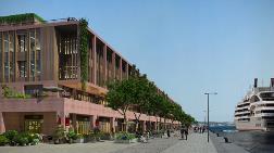 Galataport İstanbul'un Tercihi Knauf Oldu