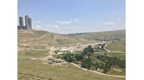 Mimarlar Odası Kanal Ankara Projesi'ni İnceledi