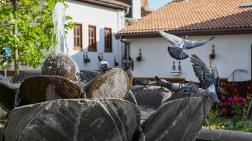 Ankara Kalesi'ndeki Tarihi Evler Restore Ediliyor