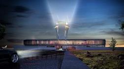 Rize-Artvin Havalimanı'nın Kulesi 'Çay Bardağı' Figürü Olacak