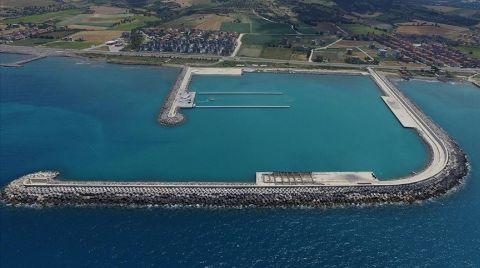 Hatay'da Yat Limanı ve HADO İşletmesinin Temeli Atıldı